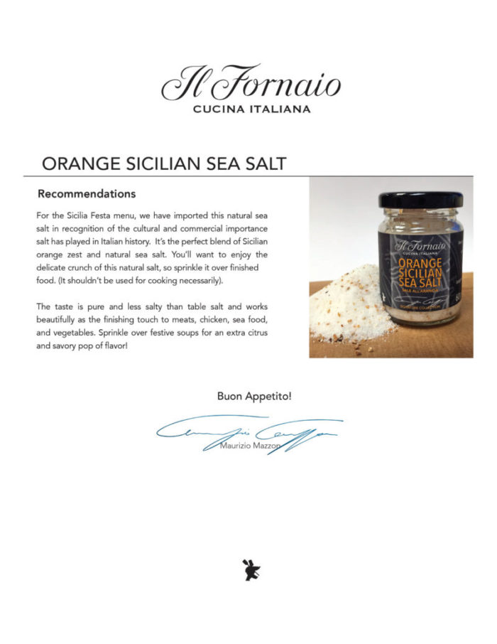 Orange Sicilian Sea Salt